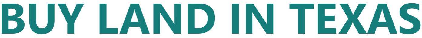 Buy Land In Texas Logo
